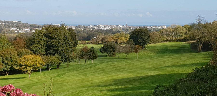 Golf at Trefloyne Manor